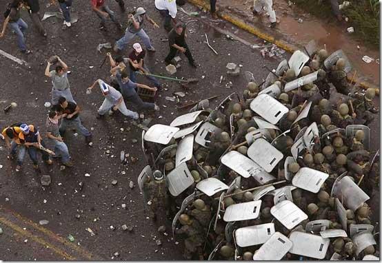 HONDURAS-resistencia