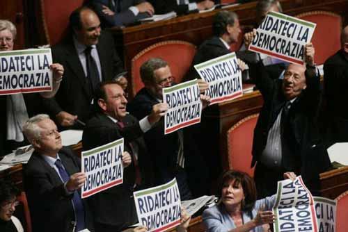 Senatori della repubblica gennaro carotenuto for Senato della repubblica diretta