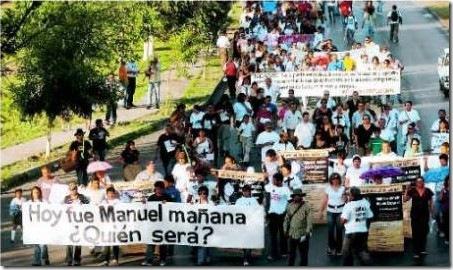 Hoy fue Manuel mañana quién será El Diario