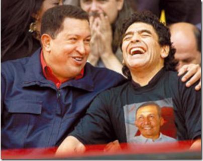 MaradonaChavez