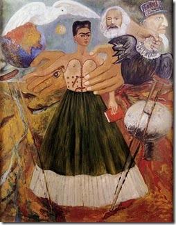 Frida, el marxismo