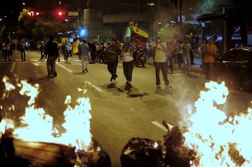 (111)VENEZUELA-CARACAS-POLITICA-ELECCIONES